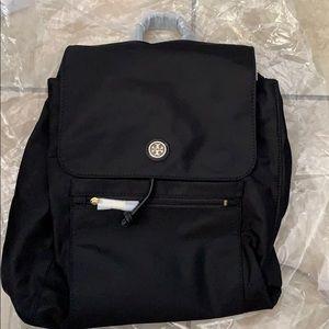 Tory Burch nylon backpack brand new never used